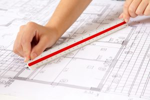 Safework, Scale Ruler on Blueprints
