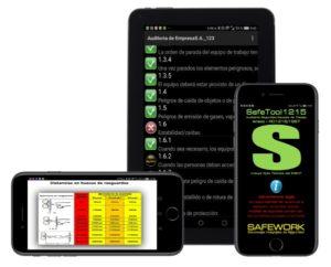 Safework, app SafeTool