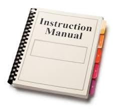 marcado ce manual instrucciones