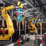 seguridad robots safework