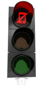 Safework semáforo para adictos al movil