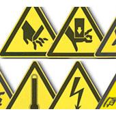 señalizacion normalizada seguridad maquinas