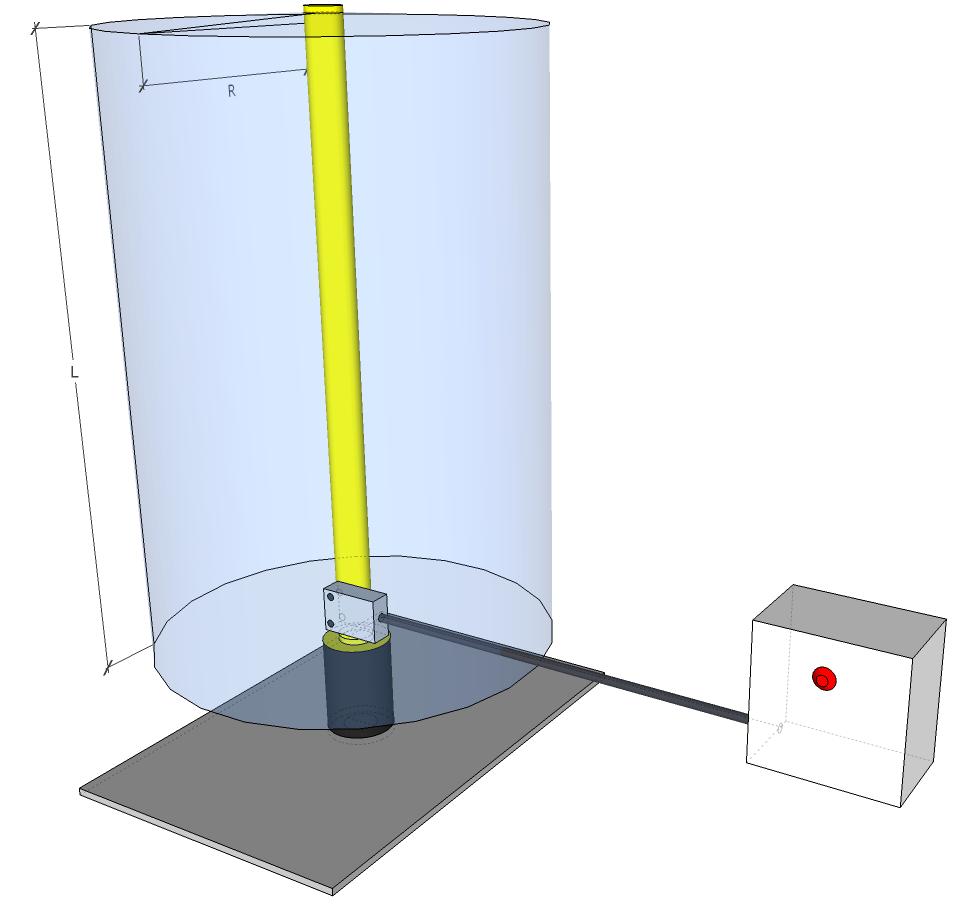 Detector Volumétrico de Seguridad Proxagard
