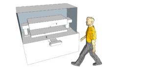 Safework, distancias bimanual