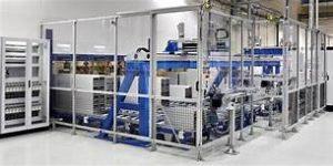 Safework, vallado de seguridad de aluminio