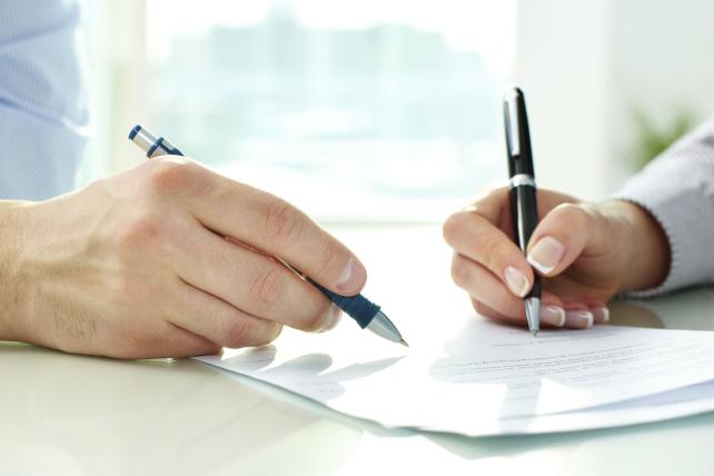 Firma Declaración CE de Conformidad