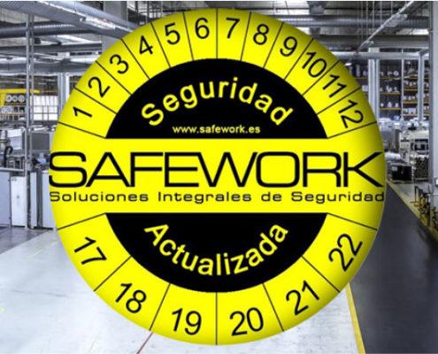 Safework, Seguridad de las máquinas al día