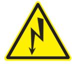 Señal Safework, eléctrico