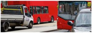 Safework, vehículos comerciales