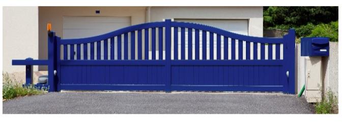 Safework, barrera/puerta automática