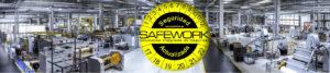 Safework, seguridad actualizada panorama logo
