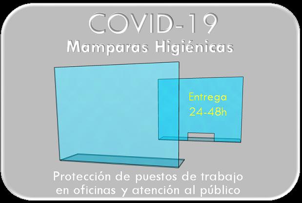 Safework, mamparas